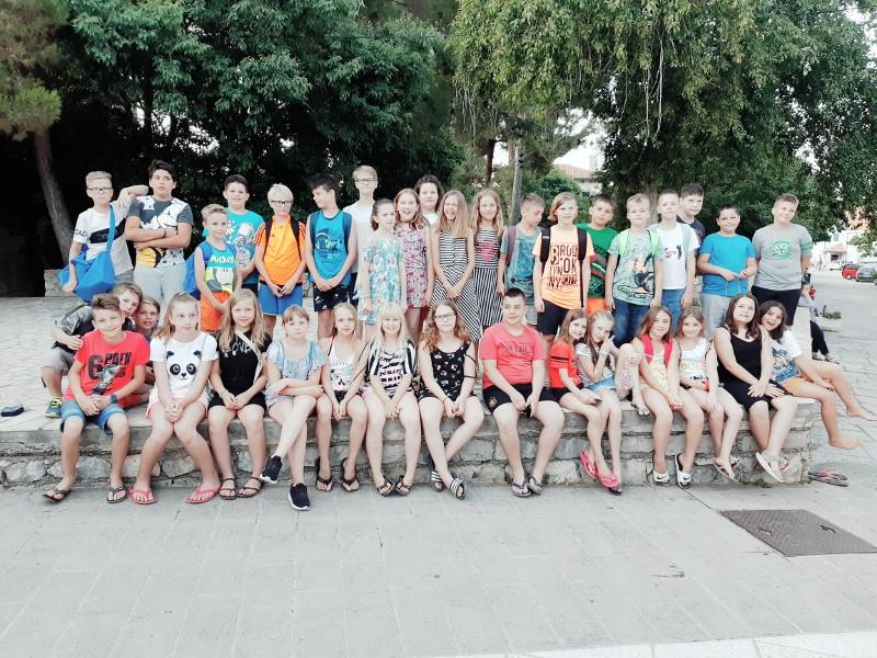 Letna šola v naravi – sreda