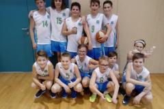 Občinsko tekmovanje v košarki