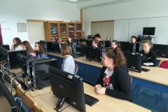 Tehniški dan - poklici, 8. in 9. razred