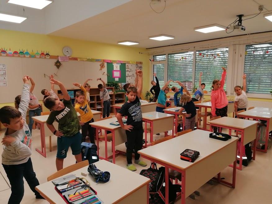 Dan slovenskega športa na naši šoli