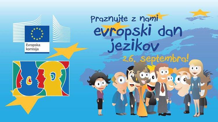 26. september – evropski dan jezikov