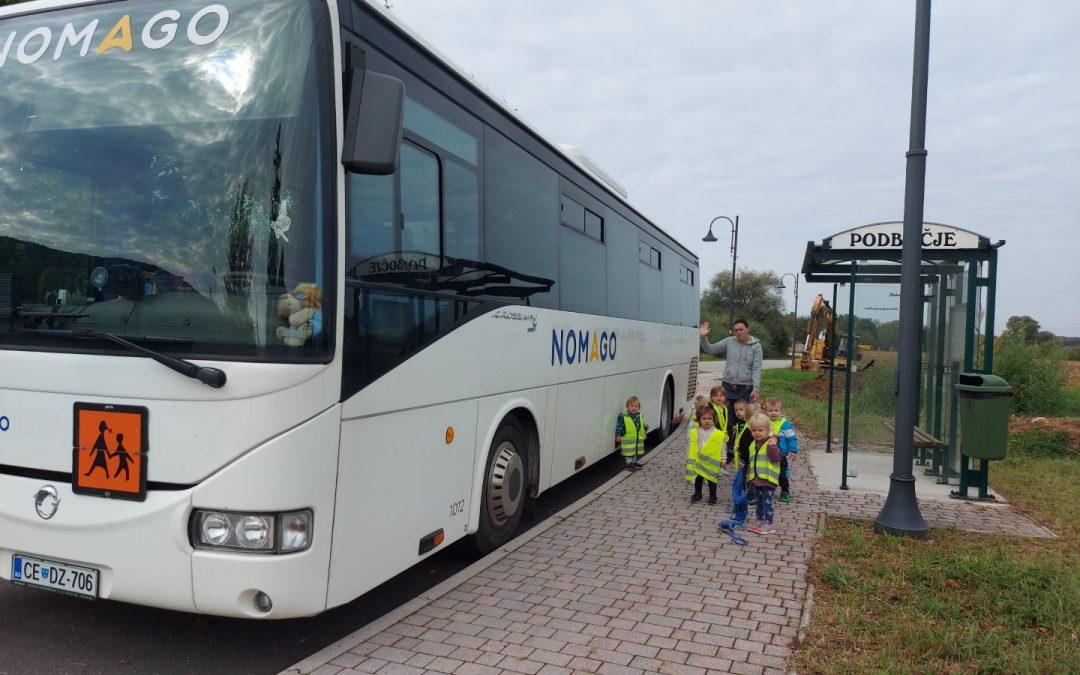 Mobilnost pri Srčkih