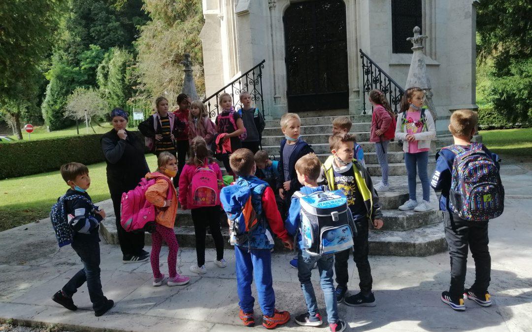"""Kulturni dan """"MESTNI MUZEJ KRŠKO"""", 1.-3. razred"""