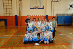 Območno tekmovanje v košarki, deklice