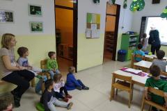 Predstavitev poklica učiteljica