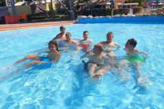 Športni dan - plavanje
